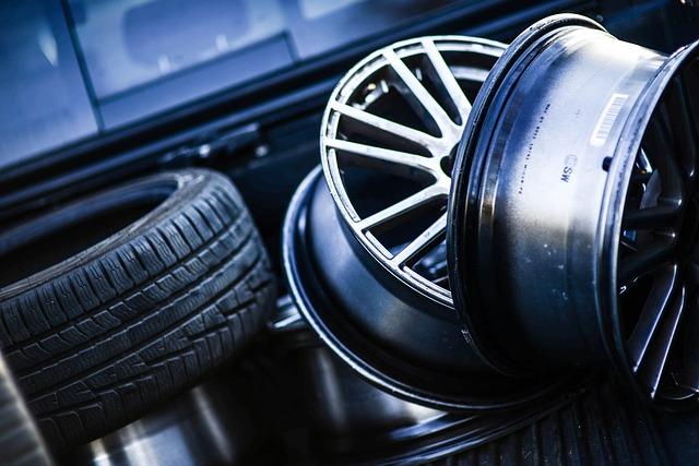 Comment réparer les jantes des pneus ?
